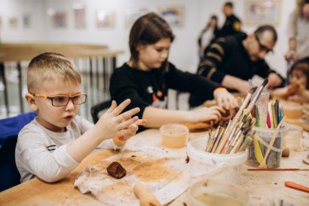 Занятия для детей в Новогиреево