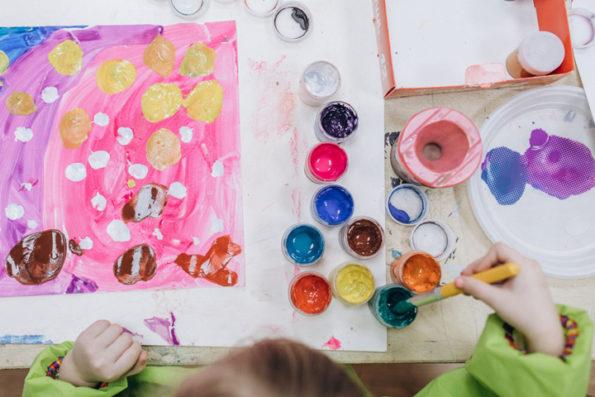 Студия арт-терапии в Москве, Студия для детей в Новогиреево