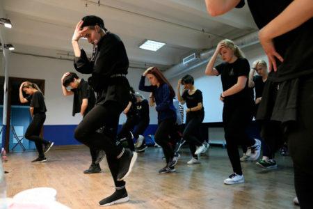 Кавер-команда Rizing Sun, студия для подростков, в Новогиреево, Перово, МосАрт
