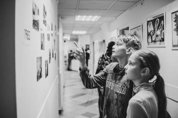 Ночь искусств 2018 на площадке МосАрт, культурный центр, для детей в Новогиреево