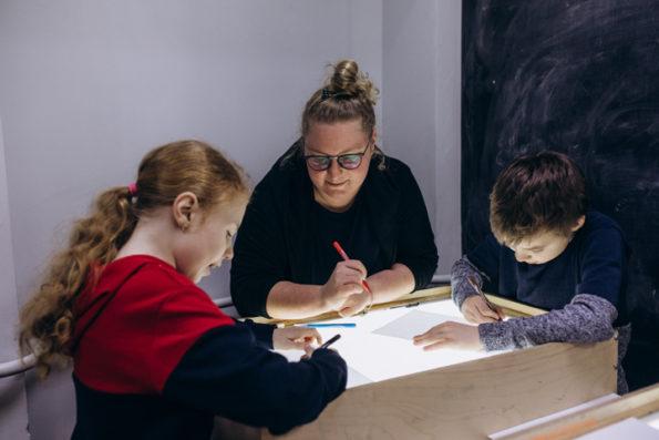 Студия анимации в Новогиреево для детей, Мосарт