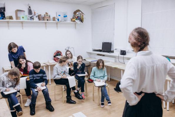 Студия арт-живописи в Новогиреево для детей, Мосарт