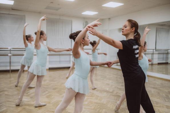 Студия балета в МосАрт