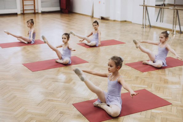 Студия балета для детей в Новогиреево