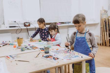 Студия детского творчества «СитиКрафт» в Новогиреево для детей, Мосарт