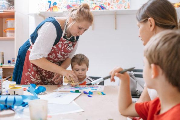 Студия детского творчества «СитиКрафт»