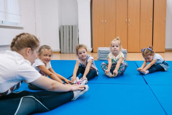 """Секция """"Детский фитнес"""" в Новогиреево для детей, Мосарт"""