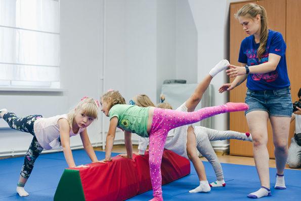 Секция «Детский фитнес»