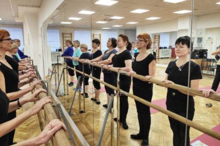 Активное долголетие, Танцы, Латина, Бальные танцы, Боди-балет площадка Мосарт, для пенсионеров, в Новогиреево