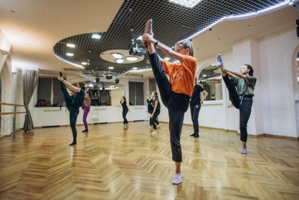 Студия модерн-джаз танца «Танцевальные практики»