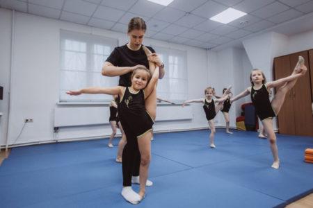 """Студия эстетической гимнастики """"Феникс"""""""