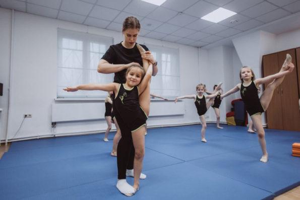 Студия эстетической гимнастики «Феникс» в Новогиреево для детей, Мосарт