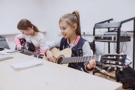 Студия гитарного мастерства