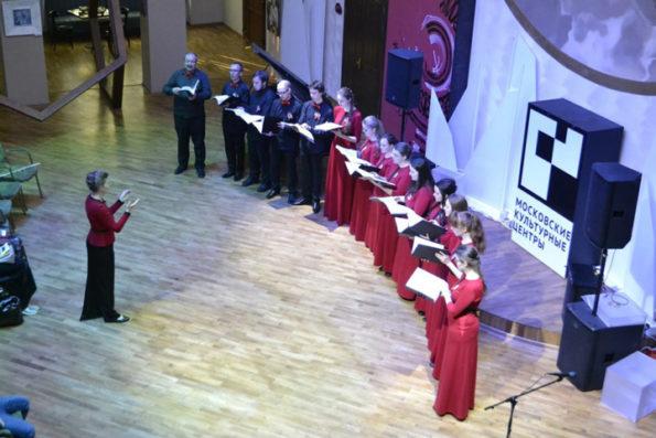 Вокально-хоровой ансамбль «Cantiсum Festum»