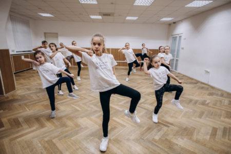 Студия клубного танца, Мосарт, в Новогиреево для детей