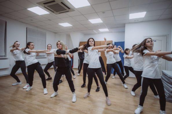 Студия клубного танца Мосарт, в Новогиреево