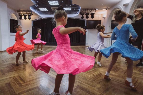 Танцевальная студия «Лотос» в Новогиреево для детей, Мосарт