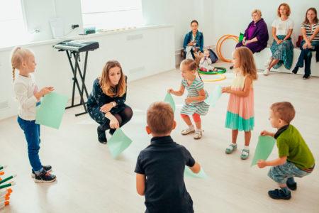 """Студия музыкального развития """"Соль"""", площадка МосАрт"""