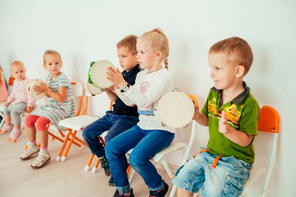 Студия музыкального развития «Соль» для детей, новогиреево