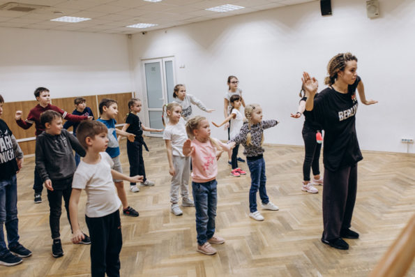 Студия уличного танца «Generation» для детей, на площадке МосАрт, Новогиреево