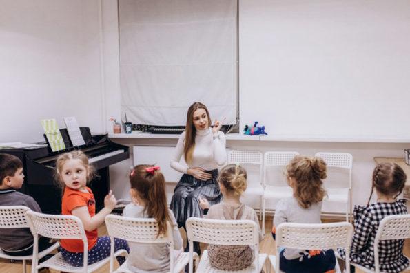 Студия эстрадного вокала «Звук» для детей, Новогиреево