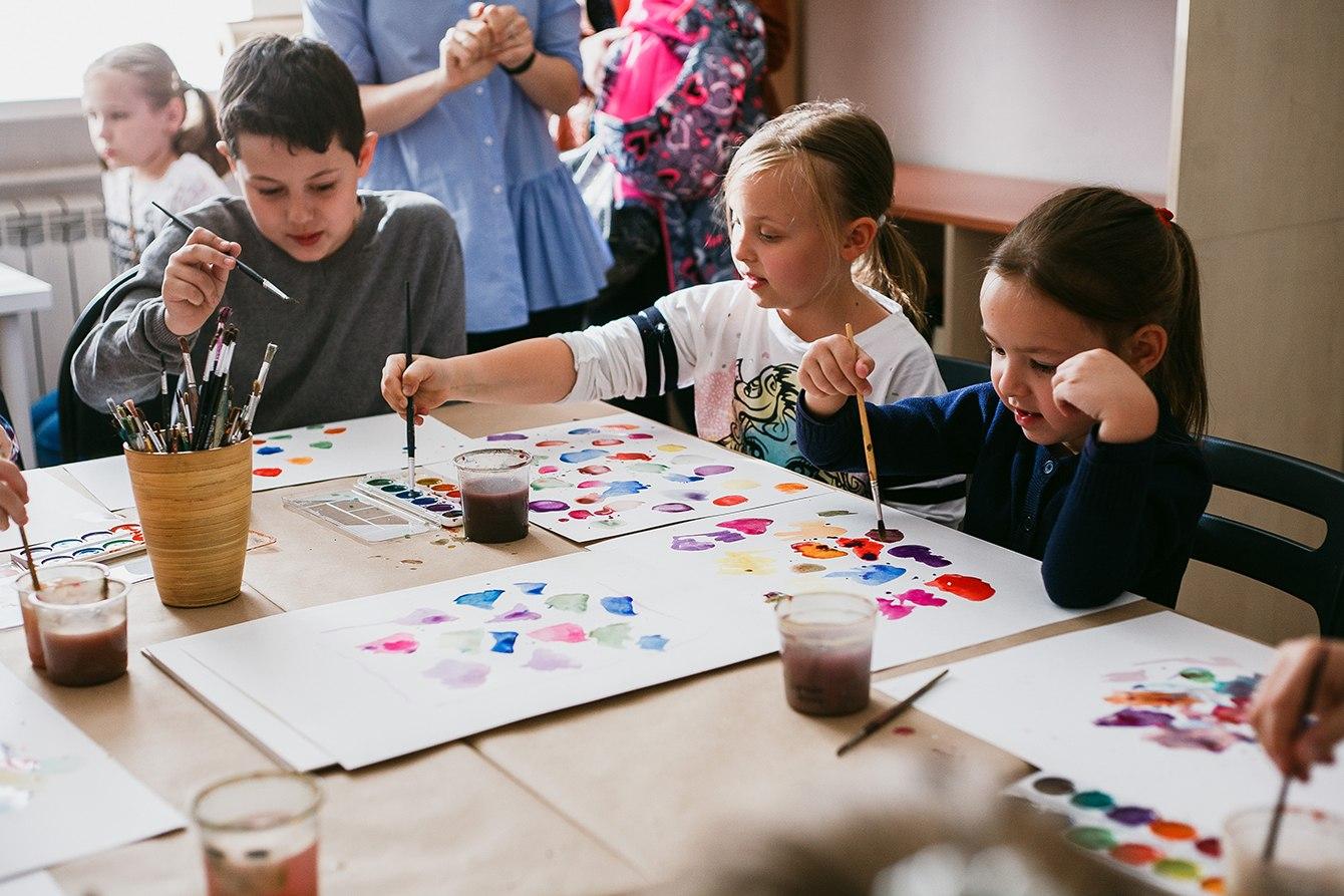 Летняя программа для детей в МосАрт, Новогиреево, Перово, Ивановское