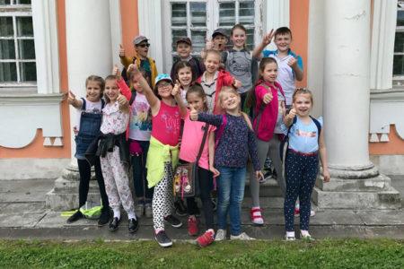 Креативные каникулы на площадке МосАрт, детский городской лагерь в Новогиреево, ВАО