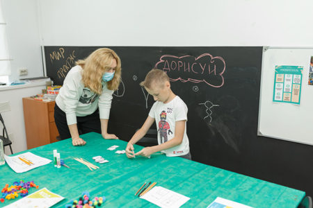 Лаборатория мыслителя в Новогиреево для детей, Мосарт