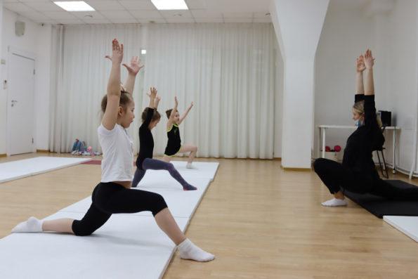 Студия художественной гимнастики «Волна»