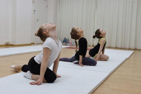 """Студия художественной гимнастики """"Волна"""" в Новогиреево для детей, Мосарт"""